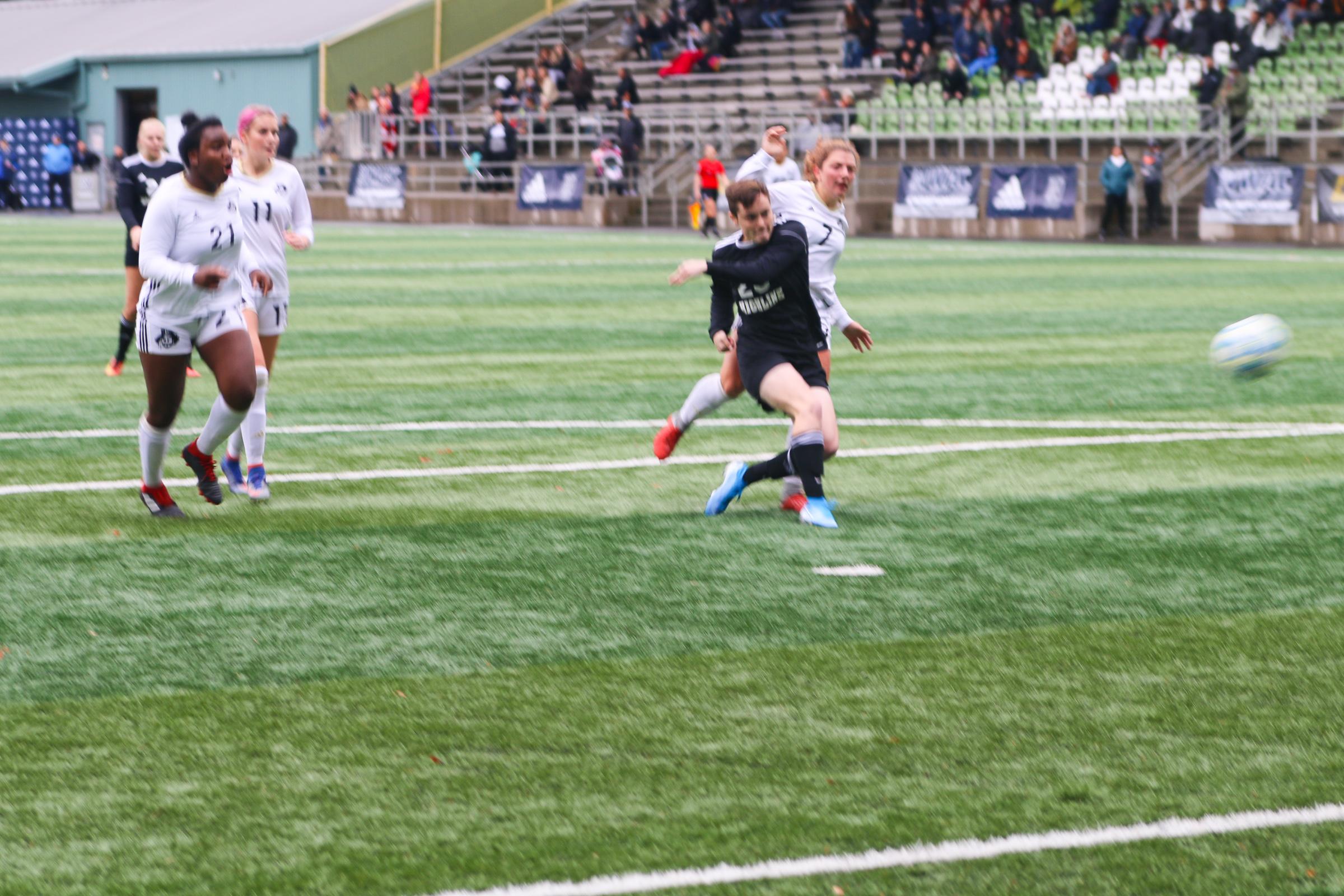 Sophia Leer Women's Soccer