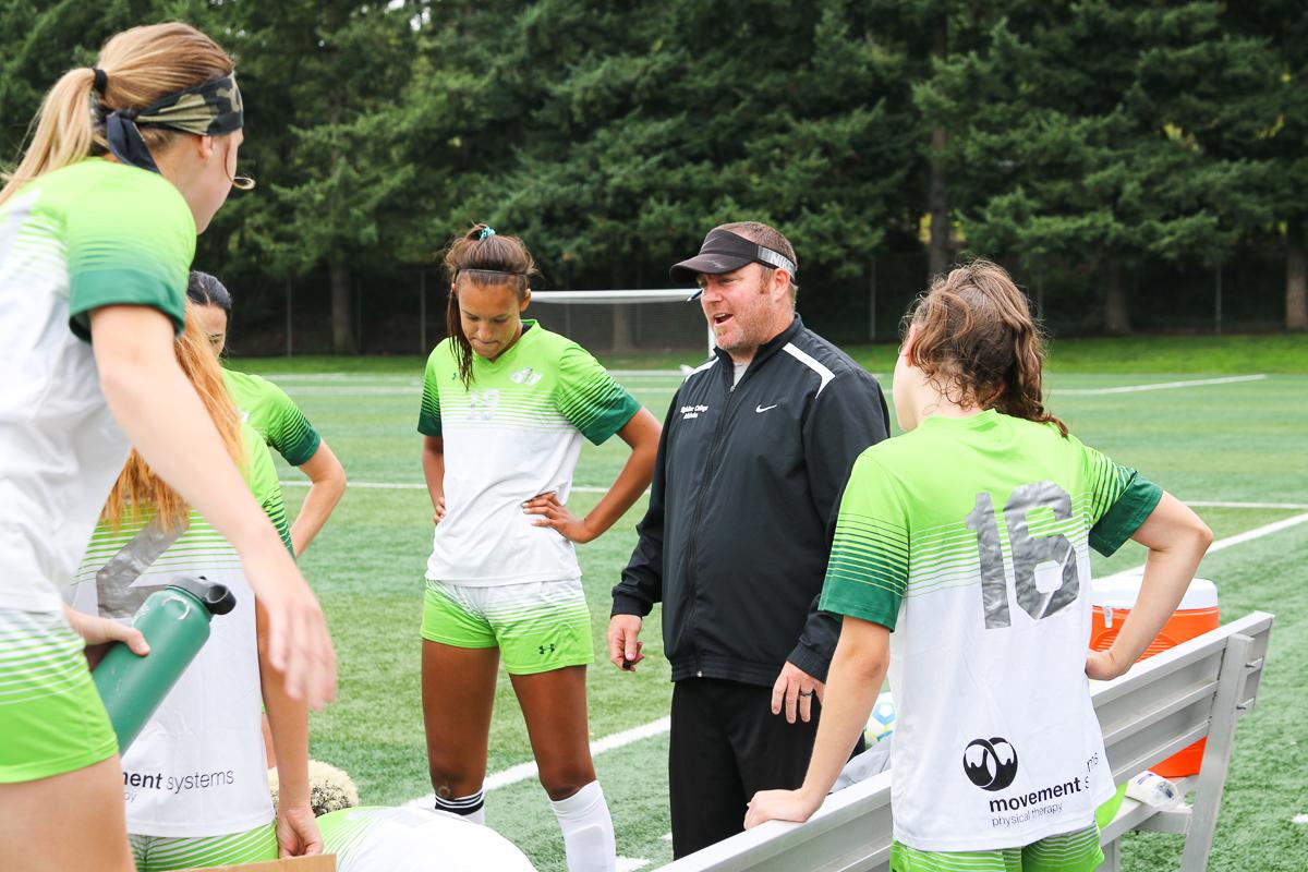 Women's Soccer - Tom Moore
