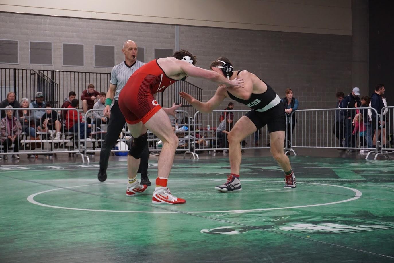 Gallery Highline Wrestling 2019/20 (Wrestling home page gallery)