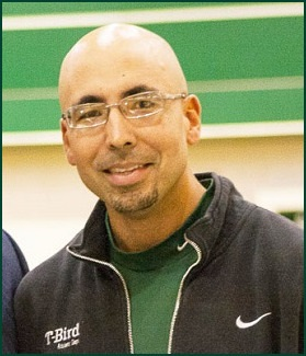 Men's Basketball Head Coach Che Dawson