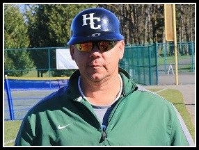Softball Head Coach Jason Evans