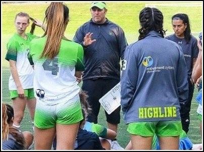 Women Soccer Head Coach Tom Moore