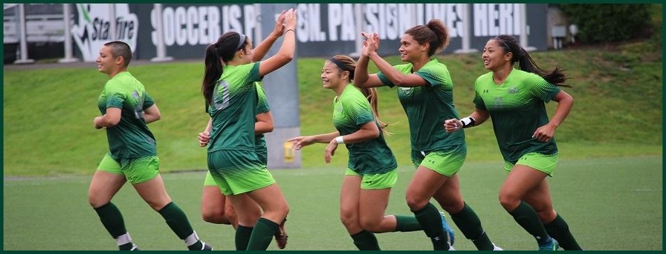 Women Soccer Action Photo