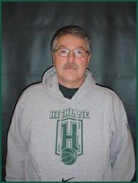Men Basketball Asst. Coach Dave Denny