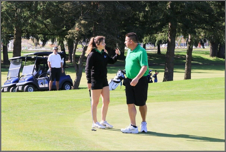 Women's Golf Head Coach Steve Turcotte