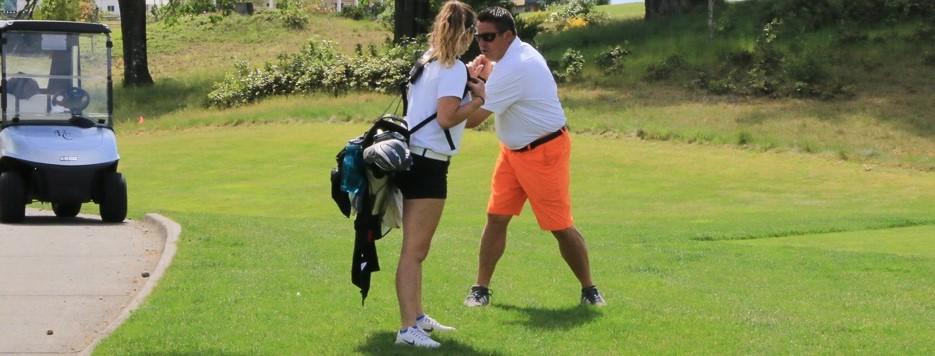 Women's Golf Photo
