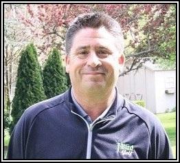 Golf Head Coach Steve Turcotte