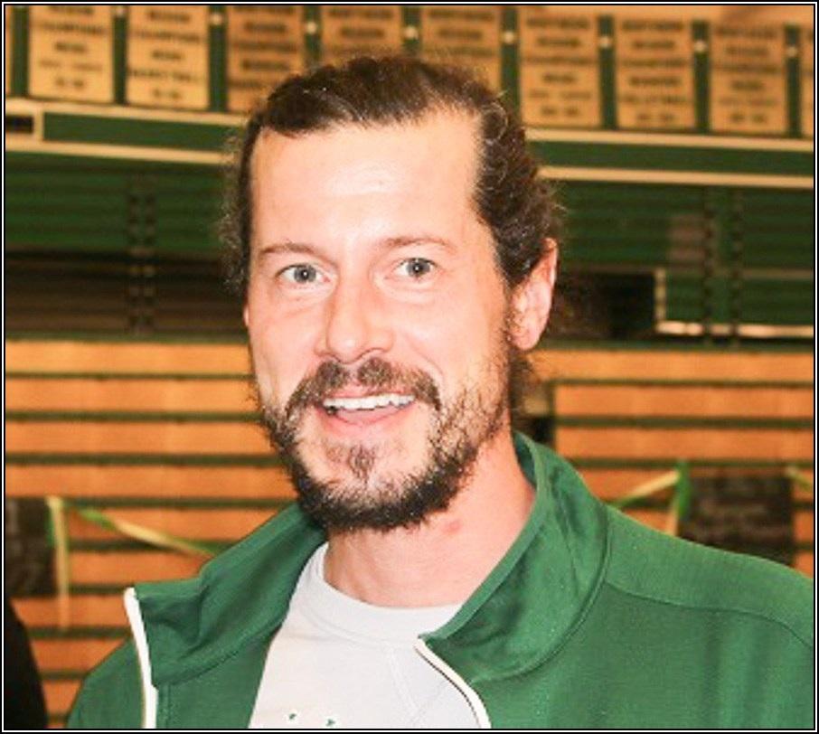 Women Volleyball Asst. Coach Jeff McDonald