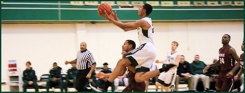 Men Basketball Action photo