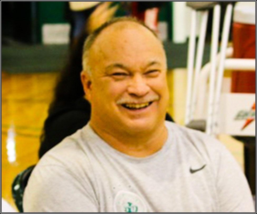 Women Volleyball Asst. Coach Russ Dickinson