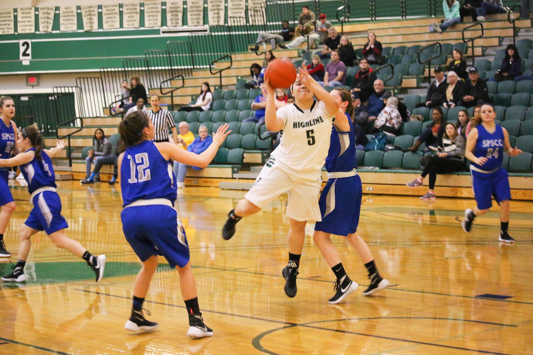 Women Basketball Action PHoto