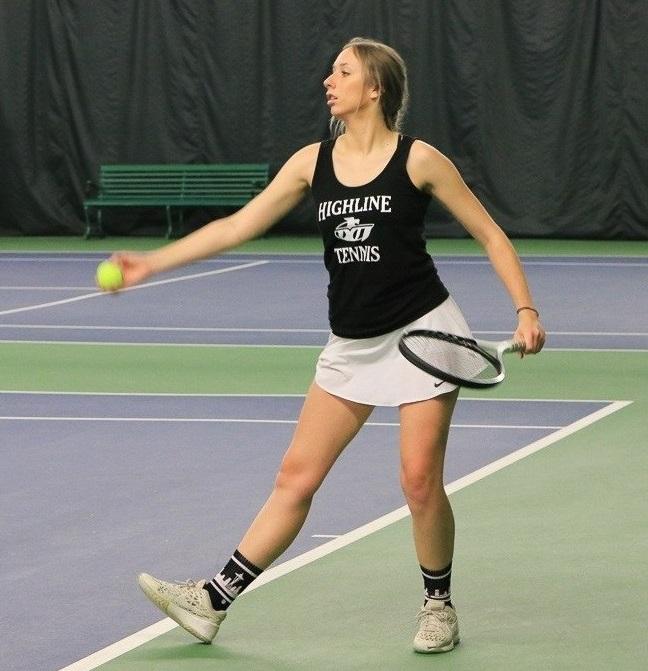 Women's Tennis Tradition Mikyla Olsen
