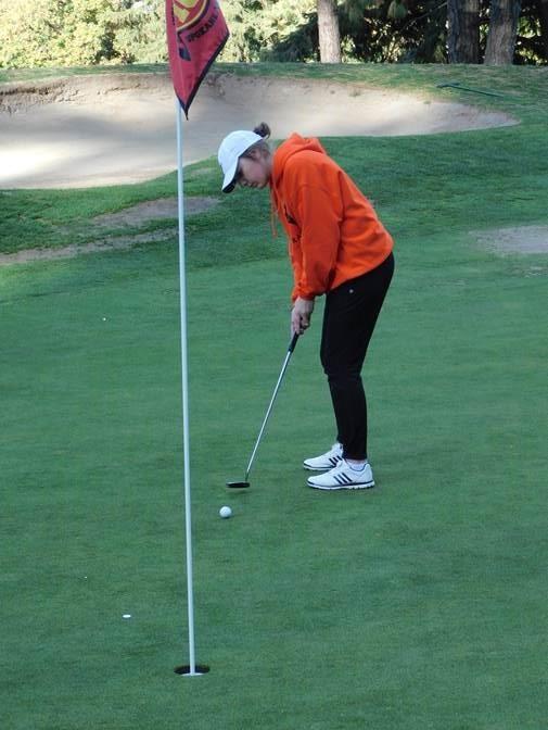 Ashlynn Verhaaren Highline Golf